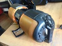SHARP PORTABLE CD/MP3/USB/AUX/TURNER/IPOD STEREO SYSTEM MODEL GX-M10 £20