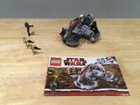 Lego Republic Swamp Speeder (8091)
