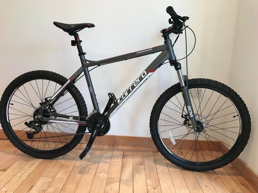 Carrera Vengeance Mens Mountain Bike. 20 inch frame. | in Derriford ...