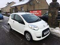 CITROEN C1 VT 998cc (2011) 57000 MILES , MOT OCT 18 , WARRANTY. £2295