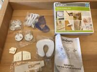 Lindam home safety complete kit, brand new and unused though