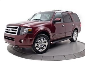2012 Ford Expedition Limited CUIR TOIT