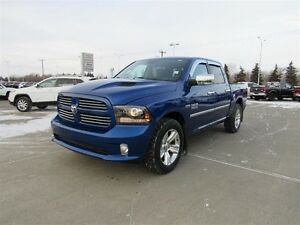 2014 Ram 1500 Sport - LEATHER, SUNROOF, LOADED