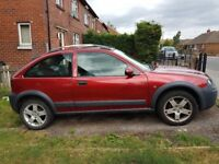 Rover Streetwise 2.0 TD
