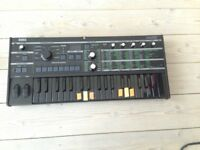Microkorg Special Edition with Case