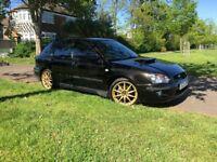 Subaru Impreza WRX,Sports Wagon,Many Extras,Turbo,mot, low mileage, etc