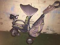 smart trike from baby upto 5 years 5 in 1