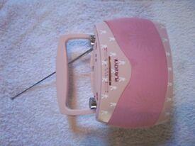Small Pink Playboy Radio IP1