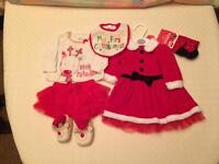 Christmas outfits for baby