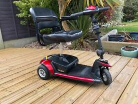 Ladies mobility scooter