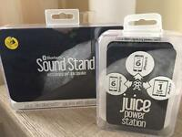Juice Sound Stand and Power Station *brandnew*