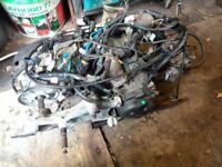 MALAGUTI MADISON 125 engine