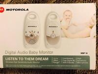 Digital Audio Baby Monitor