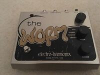 Electro-Harmonix The Worm Vintage Guitar Effects Pedal.