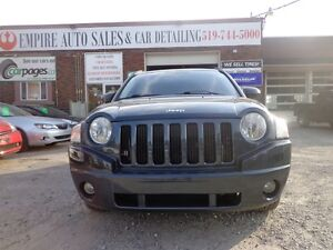 2007 Jeep Compass Sport CERTIFIED