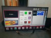 LG 47 inch Smart 3D Full HD TV