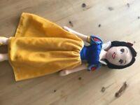 Disney Snow White Soft Doll