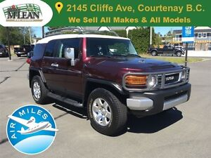 2007 Toyota FJ Cruiser Convenience & Upgrade Package