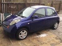 Nissan Micra project