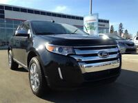 2013 Ford Edge SEL AWD V6, 28k kms, Nav, Sunroof, Heated L-Seats