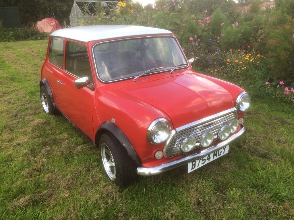 Mini project 998cc, classic mini