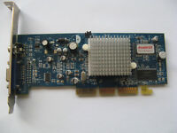 Ultimarc R9200 128mb Arcade VGA Graphics Card - AGP Port Needed - For use in MAME Arcade Cabinets