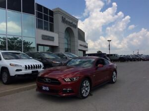 2015 Ford Mustang GT Premium, ONE OWNER, Clean Carproof