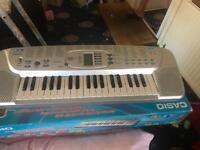 Casio song bank keyboard