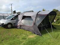 West field Aquila 320 (low top) Drive Away Air Awning