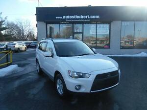 MITSUBIHI OUTLANDER XLS AWD 2010 **7 PLACES**