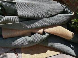 Underlay carpet underlay for 50sqm new condition