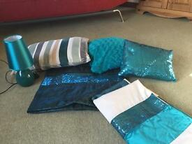 Bedroom linen and accesssories