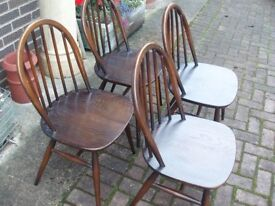 Kitchen/Dining Chairs x4