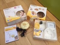 Medela swing breast pump (single, electric). Only used a couple of times