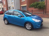 Citroen C3 1.4 Diesel VTR+ £30 Tax 2011 Long MoT 2 Keys Cruise Control Bluetooth PX Welcome