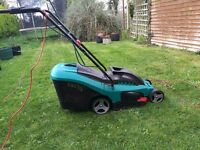 Bosch lawnmower Rotak 34