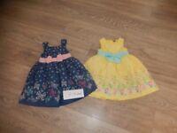 Girls Clothes Bundle Dress x 2 size 2 - 3 years