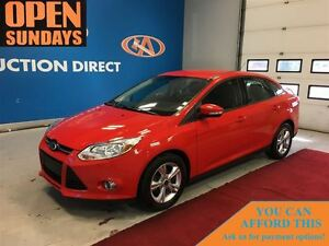 2013 Ford Focus SE ALLOYS!! HEATED SEATS! FINANCE NOW!