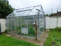 RHINO EXTRA STRONG GREENHOUSE