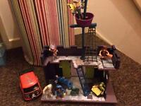 Scooby doo haunted house