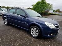 VAUXHALL VECTRA 1.8i VVT Design 5dr Long Mot,Warranted, A Nice Clean Car (blue) 2008