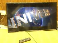 """Samsung 40"""" LED Tv freeview scart HDMI Excellent Condition Bargain"""