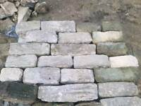 Reclaimed stone.. various styles
