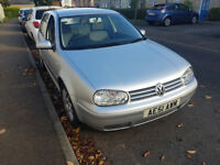 VW Golf MK4 for sale!