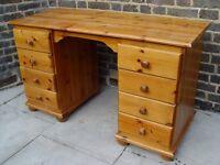 FREE DELIVERY Pine Desk Furniture