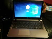 Laptop hp pavilion with very good spec