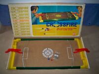 Boxed Vintage Crossfire Game (1971)