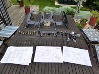 SW Motech Pannier Racks for Honda Blackbird