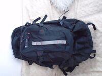 Nevis Extreme 65 + 15 litre Rucksack Black
