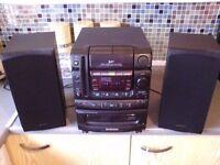 pioneer midi system £20 cash